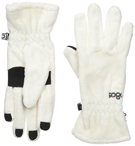 Gore Stretch Mittens (180s Women's Lush Soft Stretch Fleece Touch Screen Glove, Snow, X-Large)