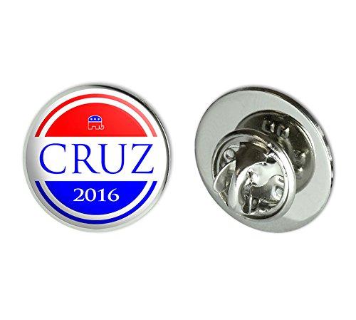 Republican President Round Metal Pinback