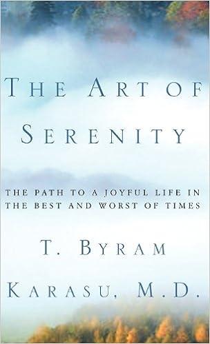 Amazon fr - The Art of Serenity: The Path to a Joyful Life
