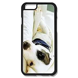 Alice7 Cute Dog Case For Iphone 6,Art Iphone 6 Case