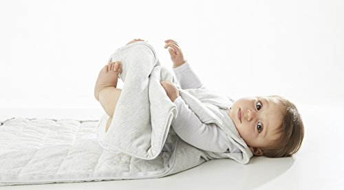 Gunapod Sleep Sack Luxury 95%  BambooRayon Unisex Wearable Blanket Baby Sleeping Bag with WONDERZiP