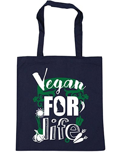 litres For Motif 42cm Beach French Navy Gym Vegan Shopping Bag Dog HippoWarehouse Life x38cm Tote 10 TnOqIw5