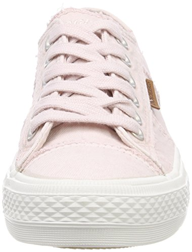 40th201 Gerli 790765 By Dockers rosa Femme Rose Basses Sneakers weiss 765 twqUE5E