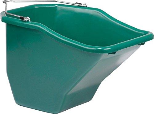 Flat 20 Quart Bucket - Little Giant Plastic Better Bucket, 20-Quart, Green