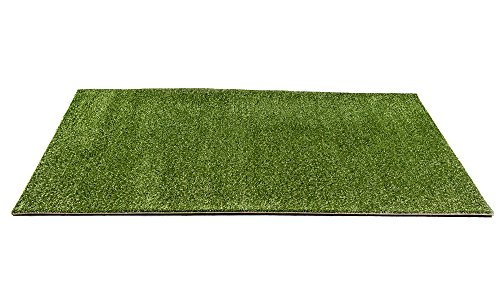 Pro-Ball Synthetic Turf Baseball/Softball Hitting Mat - 3 feet x 5 feet by All Turf Mats