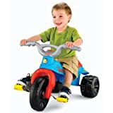 Thomas Tough Trike w/ Sturdy construction compartment under the seat