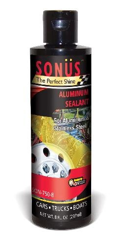 Sonus Aluminum Sealant 8 oz Bottle - Aluminum Spray Cleaner