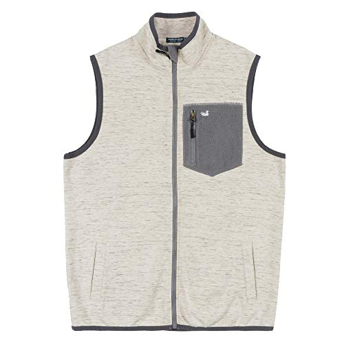 - Southern Marsh Lockhart Stretch Vest-Burnt Taupe-Medium