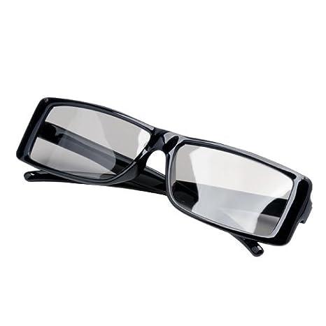 Zalman ZM-SG100G - Gafas 3D (13.7 g, Negro): Amazon.es: Informática