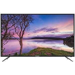CTRONIQ 65-inch 4K UHD Smart LED TV, Built in DVB-T2, 1 GB, Android 7.1, Black - 65CT8200
