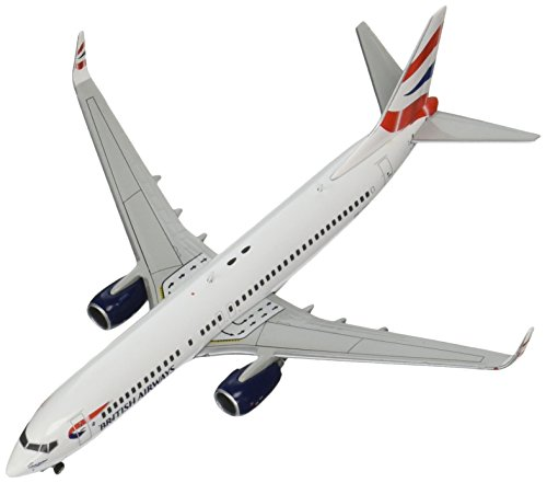 GeminiJets B787-8 British Airways Airplane (1:400 Scale)