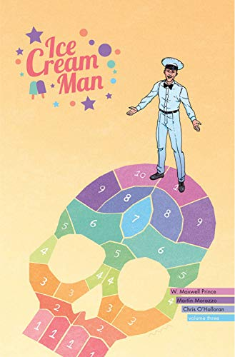 Pdf Graphic Novels Ice Cream Man Volume 3: Hopscotch Melange