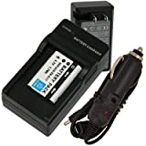 Battery+Charger for Olympus FE-370