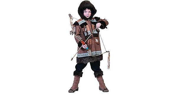 chamboolee – Indios Esquimal Camino de bosque Disfraz Para Niños ...