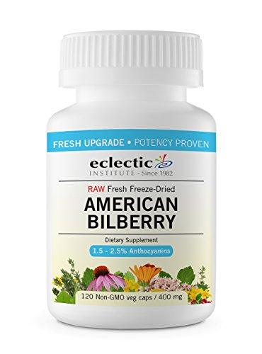 Eclectic Bilberry Fd V, Blue, 120 Count
