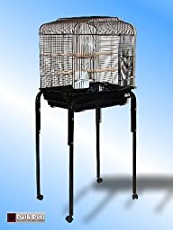 Posh Pets Baby Pablo Bird Cage With Table Stand Small Birds