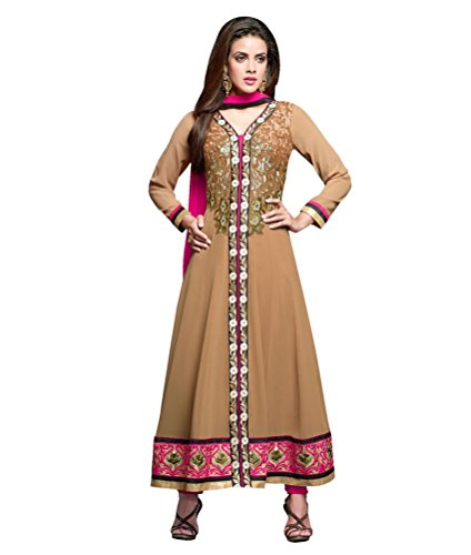 Unstitched Suit Salwar Diva Bollywood Sarees Jay qxBYft0w