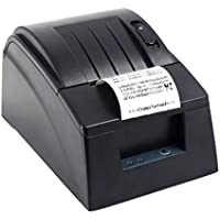 USB Thermal Receipt Printer, Symcode High Speed Printing Paper Width 2 1/3 (58mm) Compatible with ESC/POS Print Commands Set