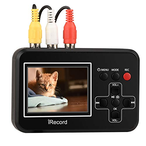 DIGITNOW Video To Digital Converter,Vhs To Digital Converter To Capture Video From VCR
