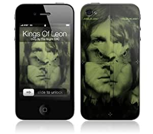 Zing Revolution MS-KOL20133 Kings of Leon - Only by the Night (UK) Cell Phone Cover Skin for iPhone 4/4S