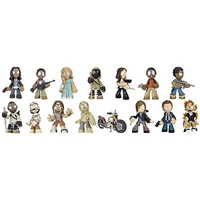 Funko Mystery Mini: Walking Dead Series 4 - One Mystery Figure: Funko Mystery Minis:: Toys & Games