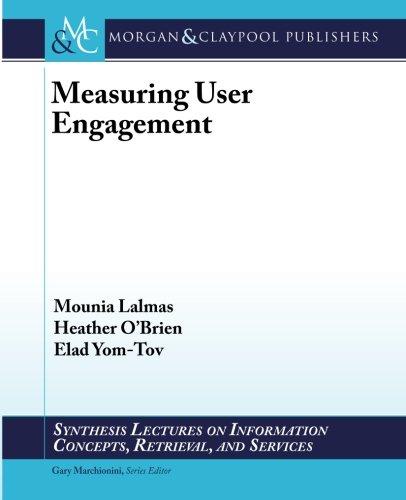 Measuring User Engagement