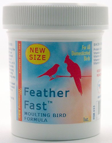 Image of Feather Fast, Moulting Bird Formula (1 Ounce)