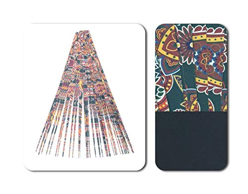 Paper Strips Double Sided Paper Bead Beading Strips for Paper Beads Half Inch Precut Paper Strips from Ground Zero Creations