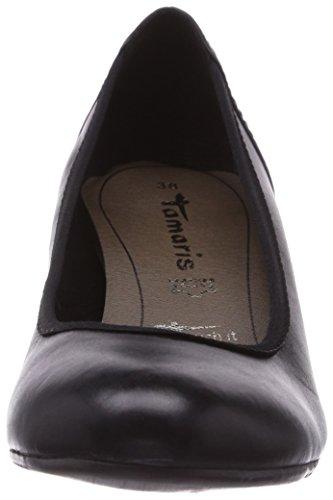 001 Tamaris Femme Escarpins Noir black 22320 qXBTUwxY