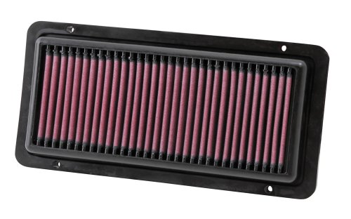 K&N 33-2490 High Performance Replacement Air Filter