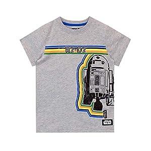 Star Wars Boys' R2-D2 T-Shirt