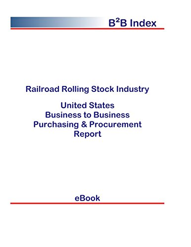 - Railroad Rolling Stock Industry B2B United States: B2B Purchasing + Procurement Values in the United States