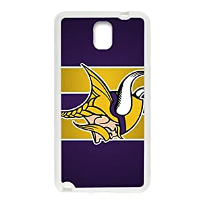 Minnesota Vikings Brand New And Custom Hard Case Cover Protector For Samsung Galaxy Note3