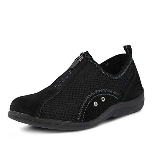 Black Step Sneaker Spring Racer Women's TYqwf