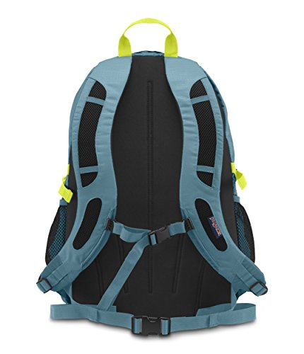 "JanSport Agave Backpack - Bayside Blue / 19""H x 13.5""W x 10""D"