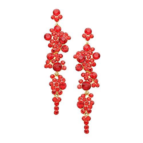 nordstrom rack red dress - 1