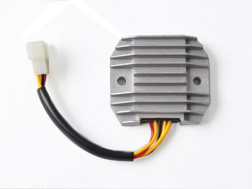 - Tencasi Voltage Regulator Rectifier for Yamaha XV250 XV 250 Virago Route 66 1995