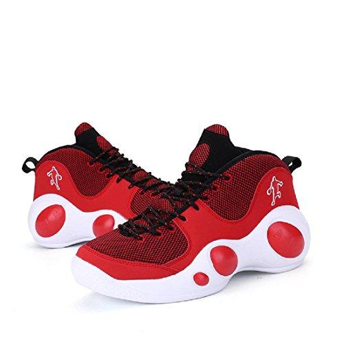 ball Le nouveau sport Antid nement Hommes de Chaussures Chaussure de basket Entra SqFWIvf6w