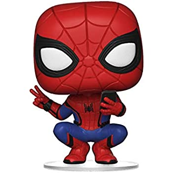 Amazon Com Funko Pop Marvel Spider Man Far From Home