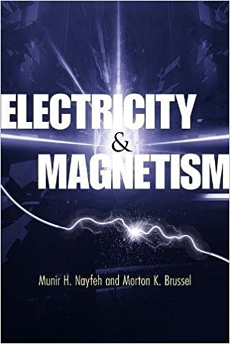 Electricity and magnetism dr munir h nayfeh dr morton k electricity and magnetism fandeluxe Image collections