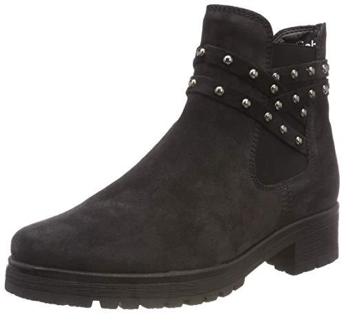 Dark Gris 39 Sport Mel Shoes Gabor Comfort Femme grey Botines fxqHfpAwY