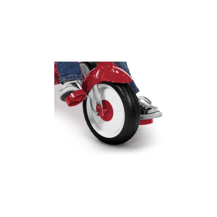 Radio Flyer 4 in 1 Trike, Red /Model:811