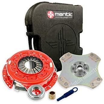 Mantic Stage Clutch Kit | HD Cover Assembly | Ceramic, No Cushion, Non Sprung Clutch Plate ...