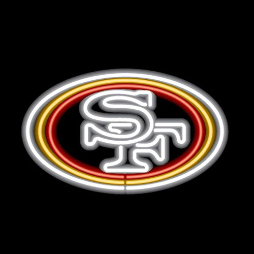 Imperial NFL Neon Sign - San Francisco (Nfl Team Neon Sign)
