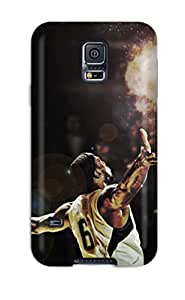 Elliot D. Stewart's Shop Lovers Gifts 3U8JIOQKUUV3BAEZ nba basketball lebron james miami heat NBA Sports & Colleges colorful Samsung Galaxy S5 cases