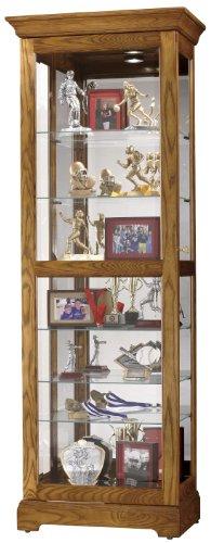 Howard Miller 680-471 Moorland Curio Cabinet