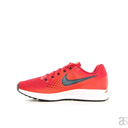 Gym Scarpe Air 34 Uomo Nike Navy Red armory Pegasus Running Zoom xF04R7S