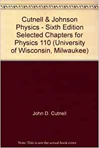 JOHNSON AND CUTNELL PHYSICS