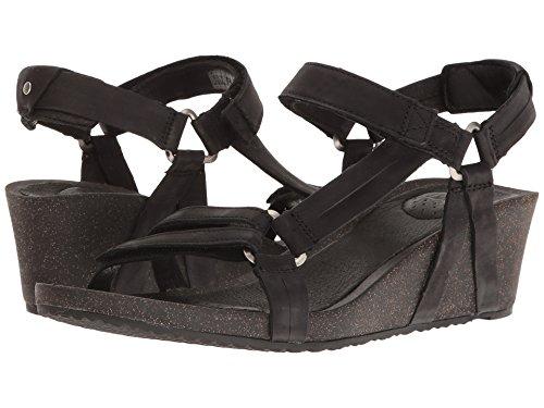 Us W Universal Women's 5 Wedge Eur Sandal 39 m 7 Teva Black B 38 Ysidro f1qwgvcF