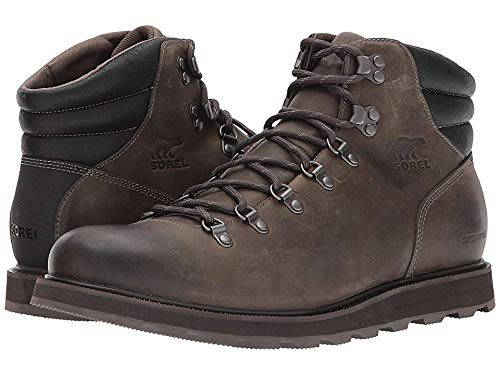 (Sorel Madson Hiker Waterproof Boot - Men's Major/Buffalo,)